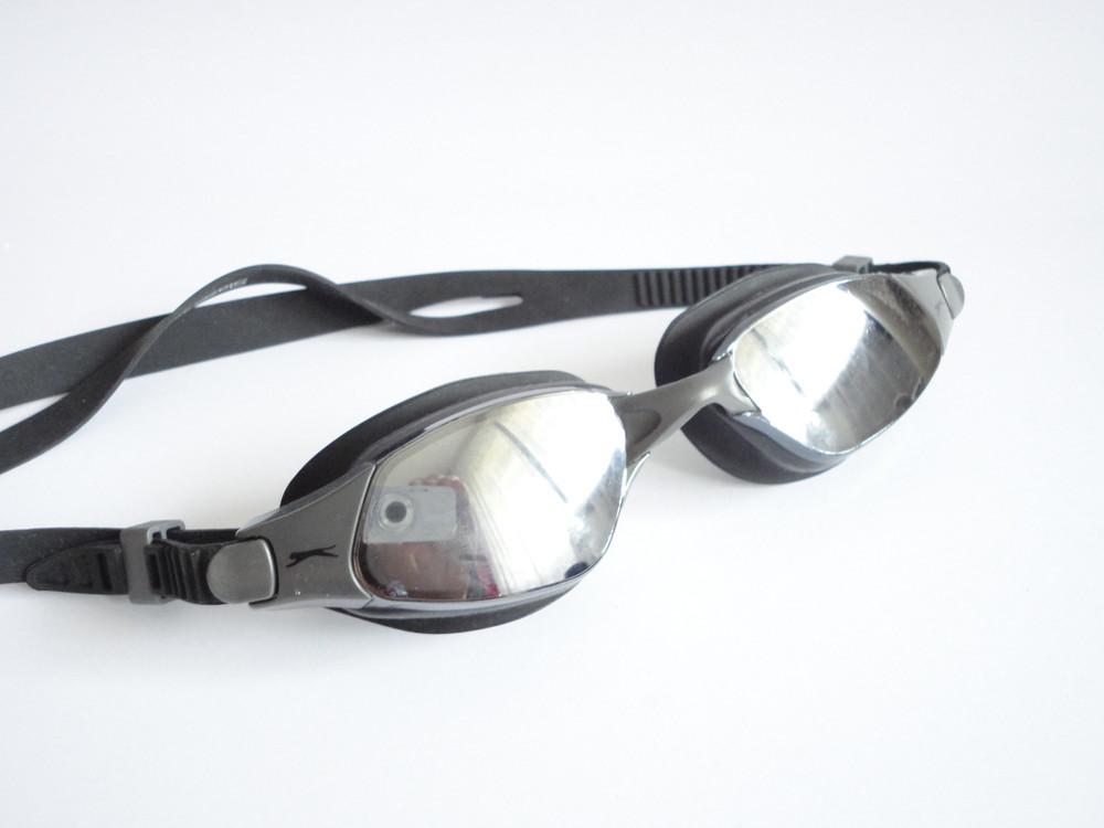 Очки для плавания slazenger подростковые (сост. новое) фото №1