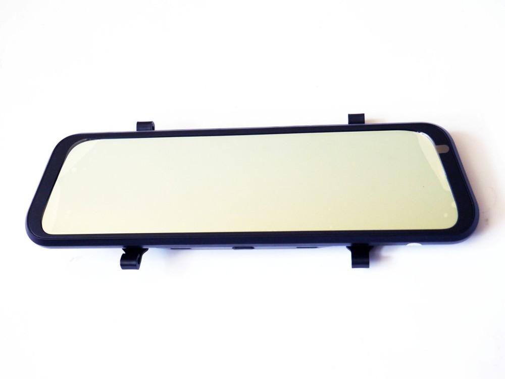 """Dvr a2 full hd зеркало с видео регистратором с камерой заднего вида. 10"""" сенсорный экран фото №1"""