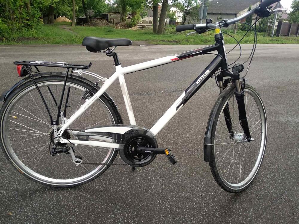 Велосипед кеттлер фото №1