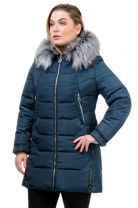 Распродажа зимней куртки. три цвета фото №1