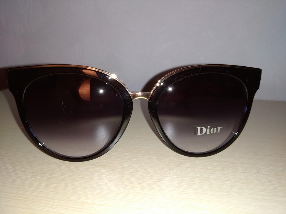 Солнцезащитные очки шикарное качество распродажа фото №1