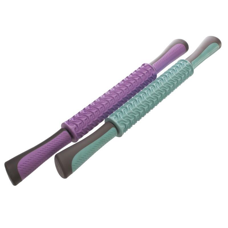 Массажер палка роликовый massager bar 1478: длина 54см (2 цвета) фото №1
