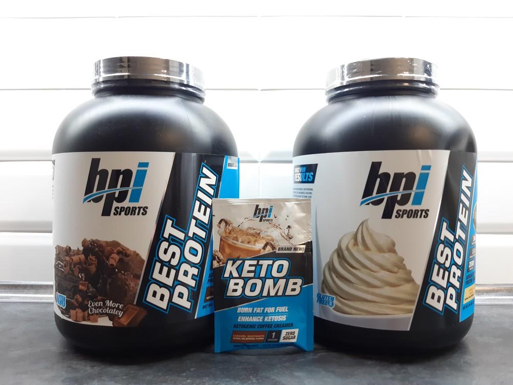 Bpi sports, best protein (2,33 кг), сывороточный изолят, whey isolate фото №1