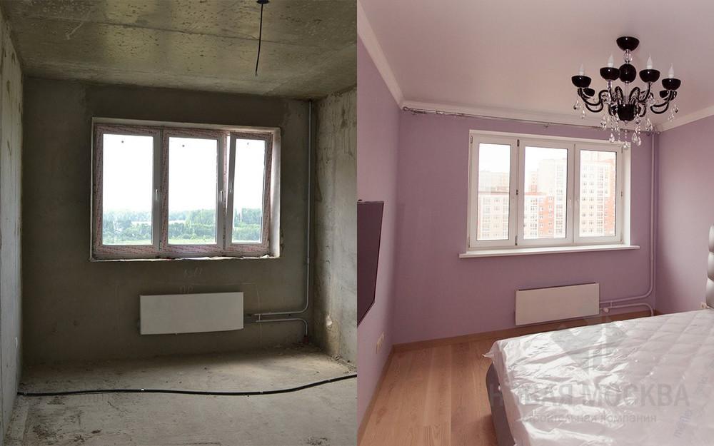Ремонт квартир (капитальный ремонт) фото №1
