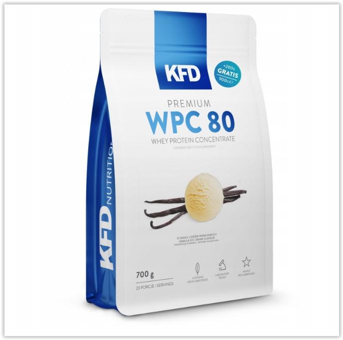 Kfd premium wpc - 900 g сывороточный протеин ваниль фото №1