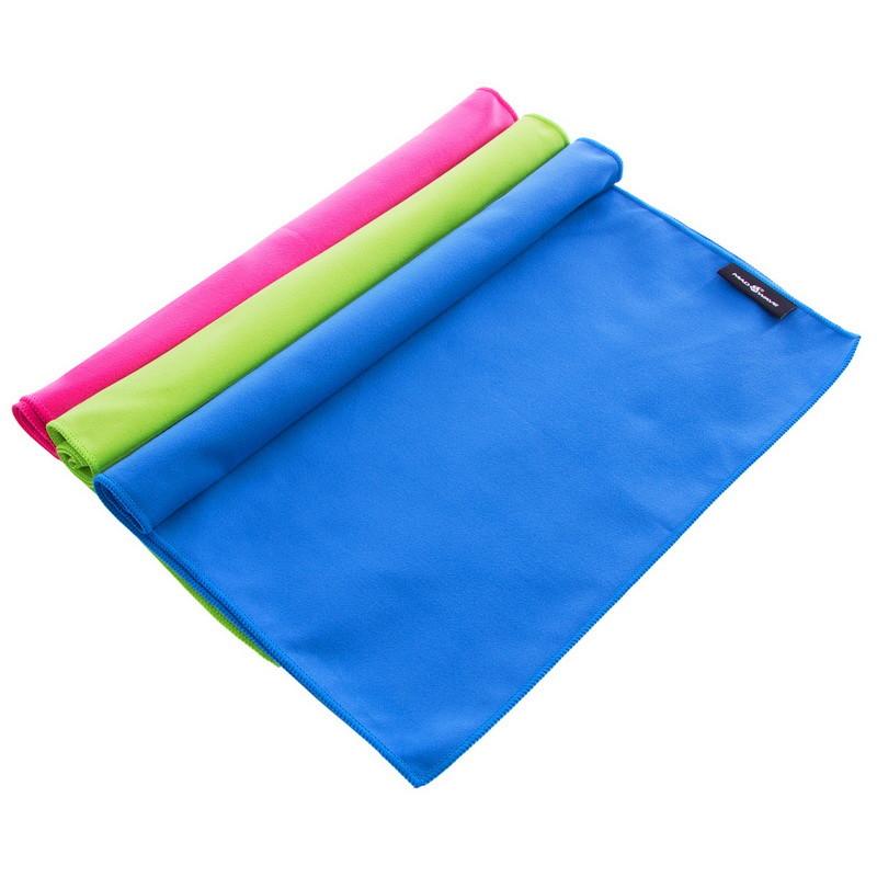 Полотенце спортивное madwave 073602 (полотенце для путешествий): размер 40х80см, микрофибра фото №1