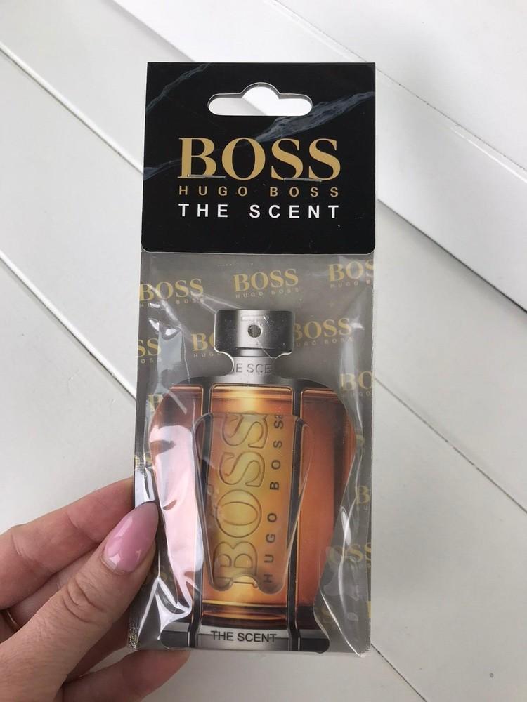 Автопарфум hugo boss the scent фото №1