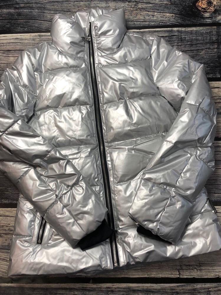 Тёплая зимняя лыжная куртка мембрана 34 36 38 40 42 44 евро c&a rodeo оригинал фото №1