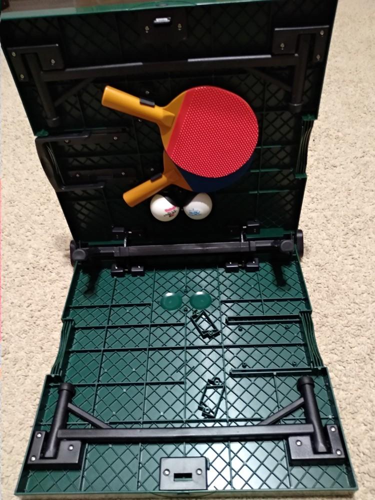 Міні теніс настільний фото №1