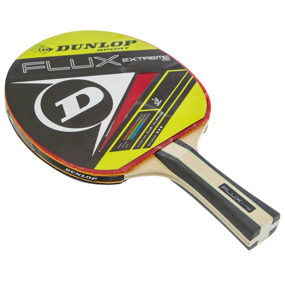 Ракетка для настольного тенниса dunlop flux extreme 679205 фото №1