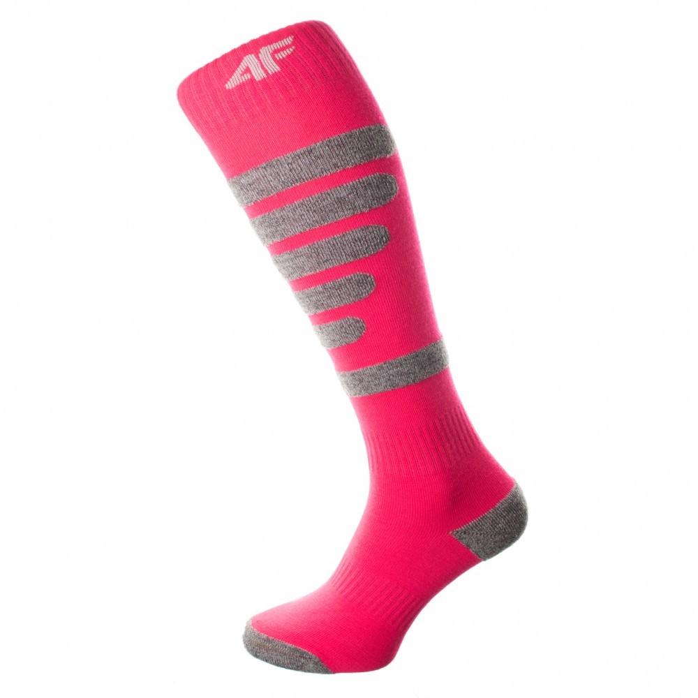 Шкарпетки лижні 4f warm 35-38 рожевий 01-4fpink фото №1