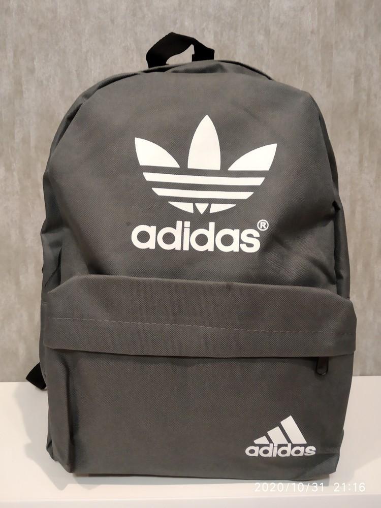 Рюкзак adidas адидас для спорта, школьный, городской рюкзак фото №1