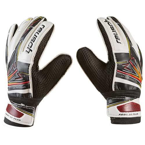 Вратарские перчатки latex foam reusch фото №1