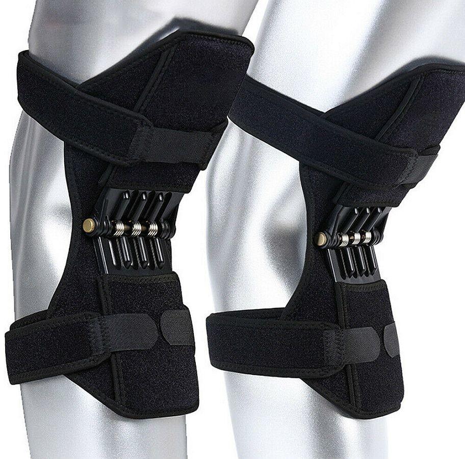Коленные стабилизаторы подколенные nasus sports kneecap resistance strap фото №1