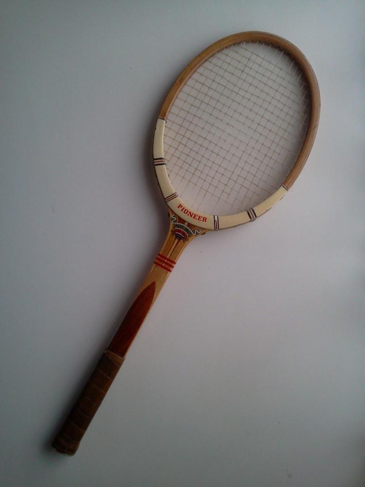 Ракетка для большого тенниса pioneer фото №1