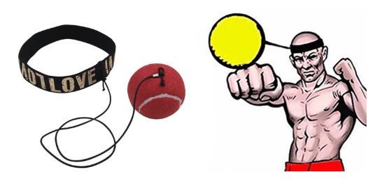 Тренировочный мяч для бокса fight ball фото №1