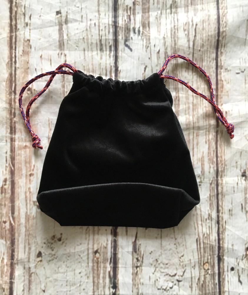 Чехол для получешек, скакалки, резины, для аксессуаров, мешочек для гимнастических принадлежностей фото №1