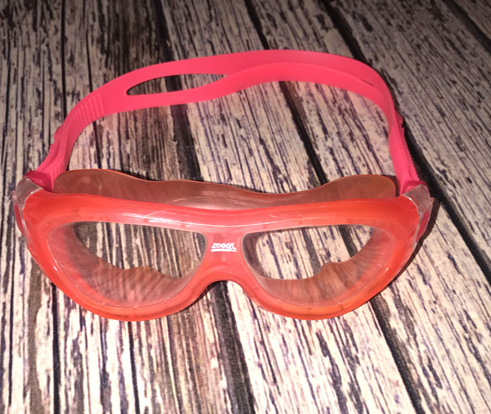 Очки для плавания zoggs для девочки 4-16 лет фото №1