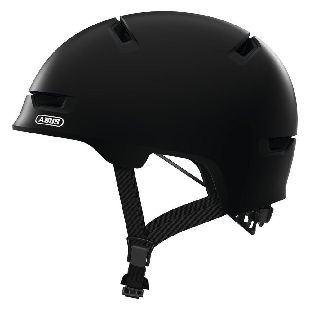 Шлем abus scraper 3.0 velvet black 54-58 см фото №1