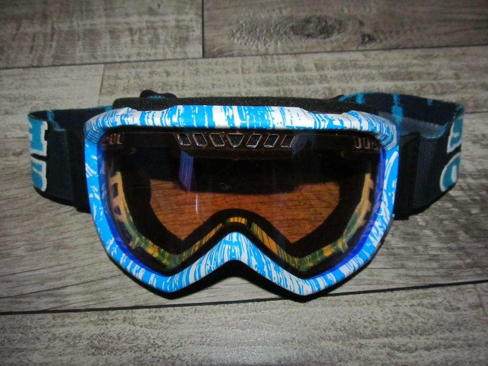 Маска очки лыжная фото №1