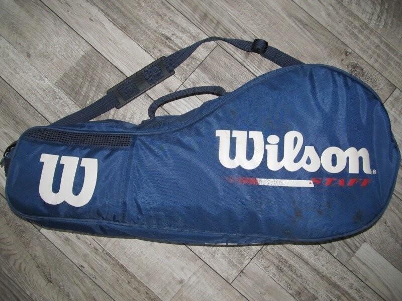 Сумка для ракеток большого тенниса wilson фото №1