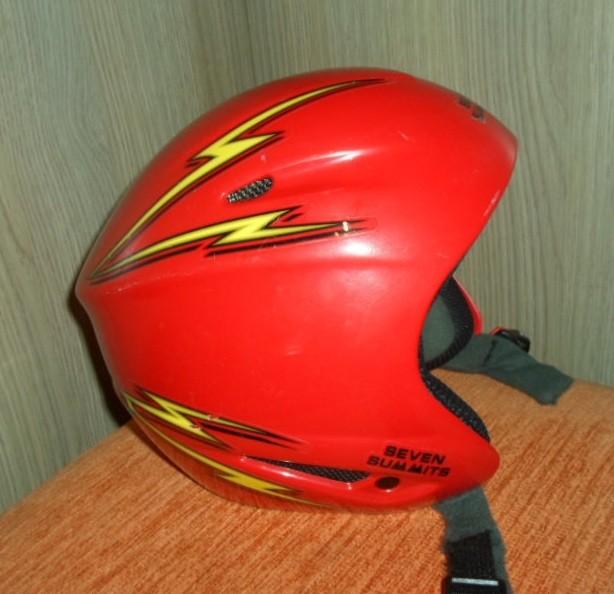 Шлем шолом каска размер 48-52 фото №1