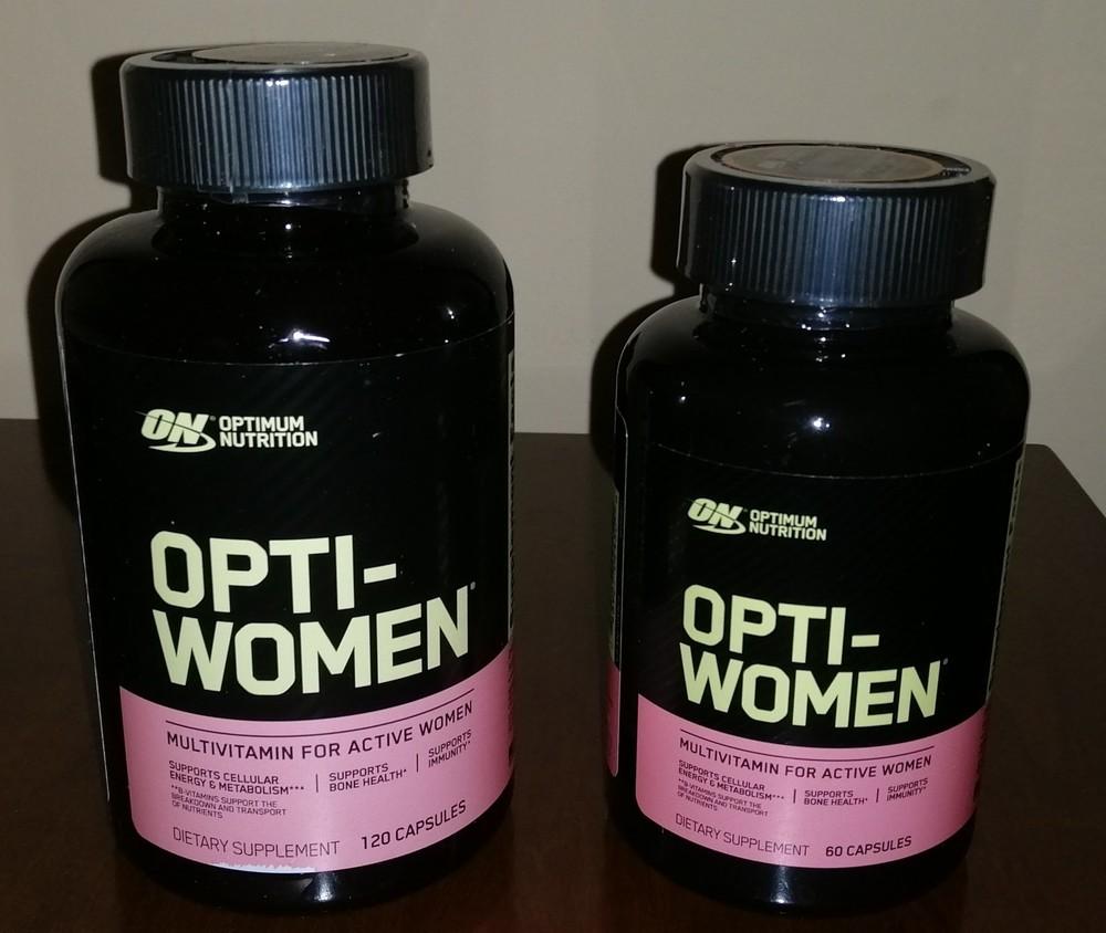 Opti women. вітамінно - мінеральний комплекс фото №1