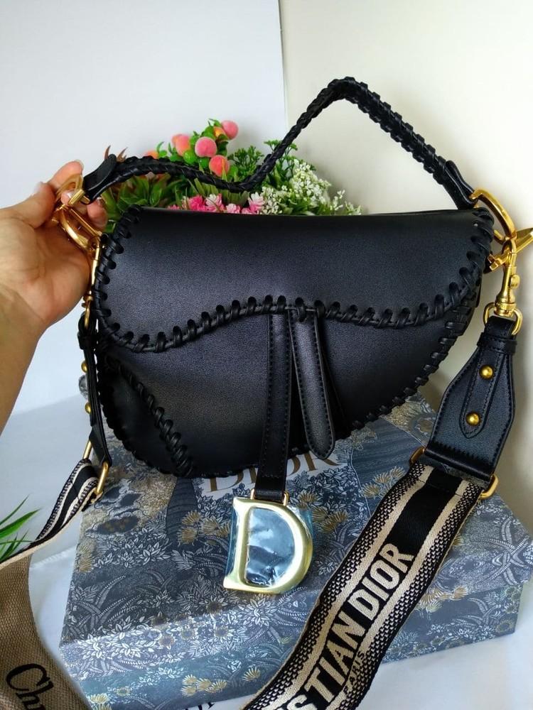 20270 бренд christian dior сумка седло фото №1