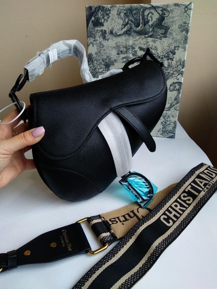 202.62 бренд christian dior сумка седло фото №1