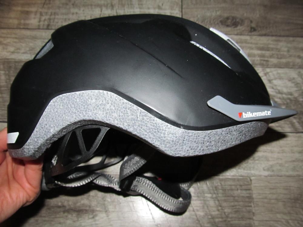 Велошлем bikemate р.l-xl 59-64см фото №1
