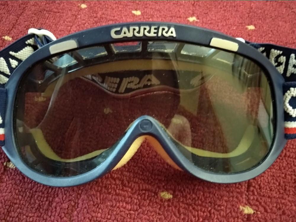 Подростковые горнолыжные очки junior racing маска carrera оригинал фото №1