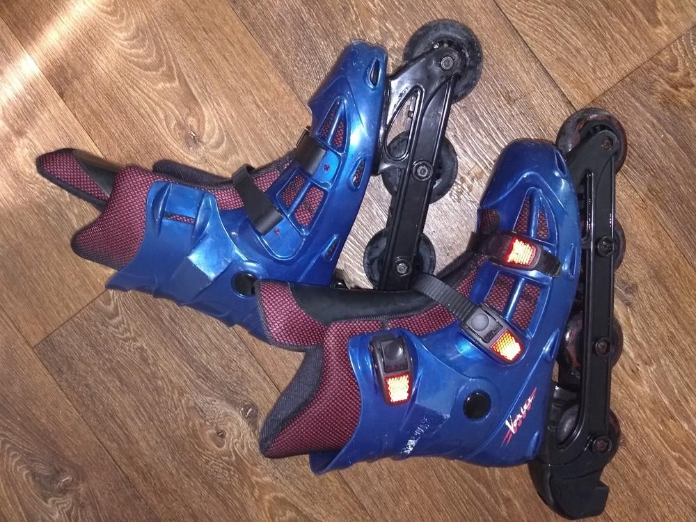 Роликовые коньки sfr vortex фото №1