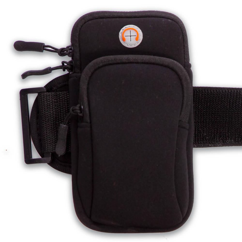 Чехол-кошелек на руку для бега 0326: размер 9х7см (5 цветов) фото №1