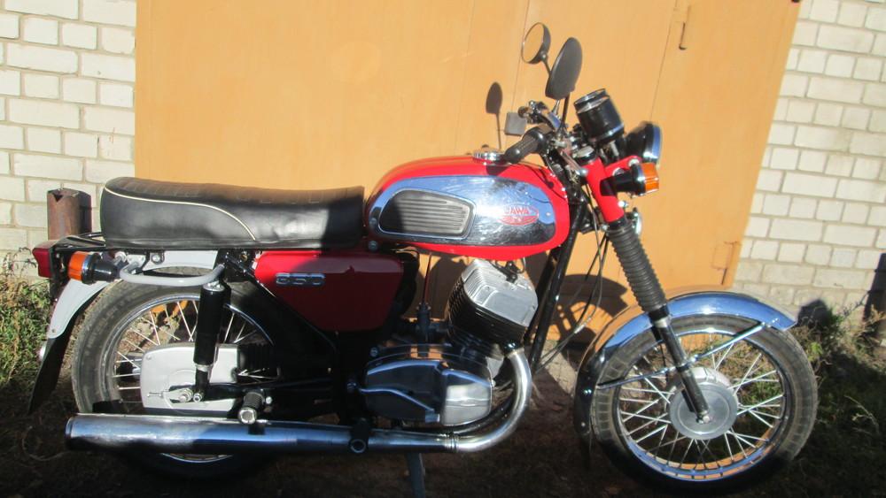 Продам мотоцикл фото №1