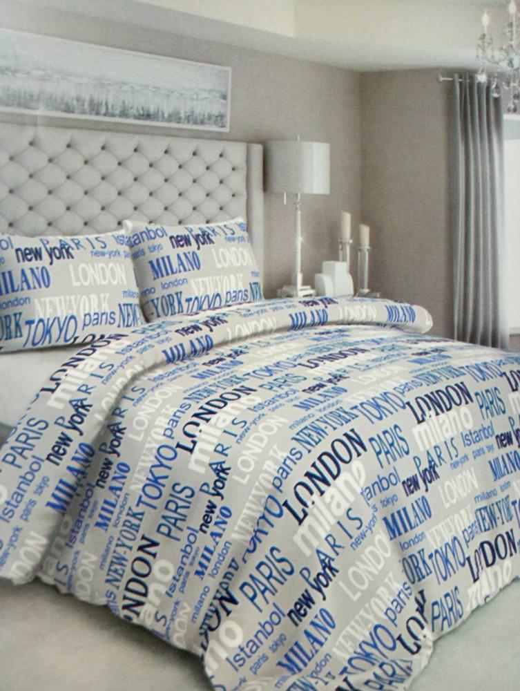 """Стильный, красивый комплект постельного белья """"лондон"""" фото №1"""