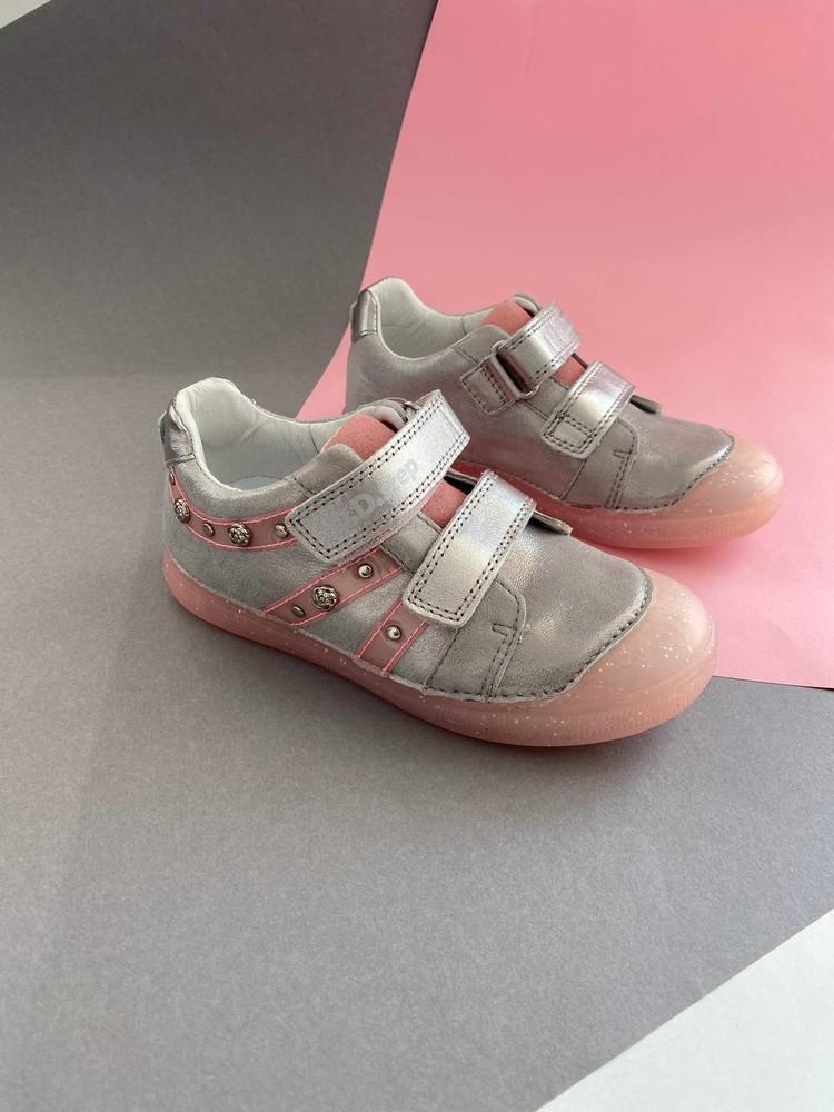 Высокие туфли для девочки (ddstep) фото №1