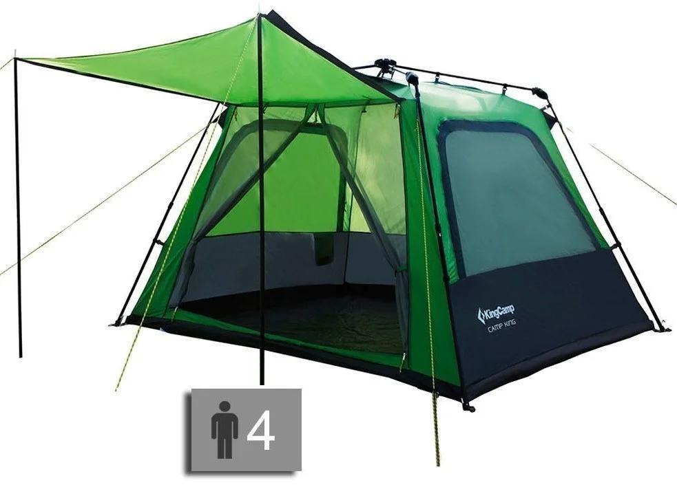 Палатка кingсamp сamp кing кт 3096(green) фото №1