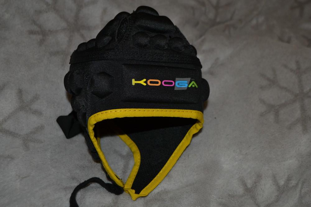 Детский шлем для регби kooga ог 52-53 фото №1