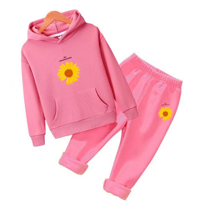 Детские теплые костюмы на флисе - выбор расцветок! фото №1