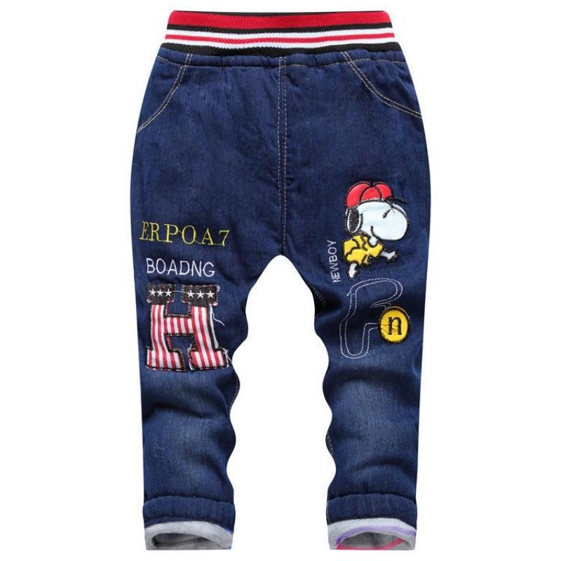 Детские джинсы фото №1