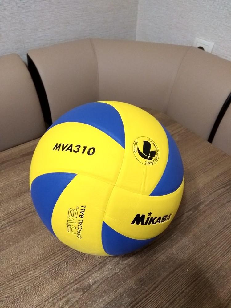 Мяч волейбольный mikasa фото №1