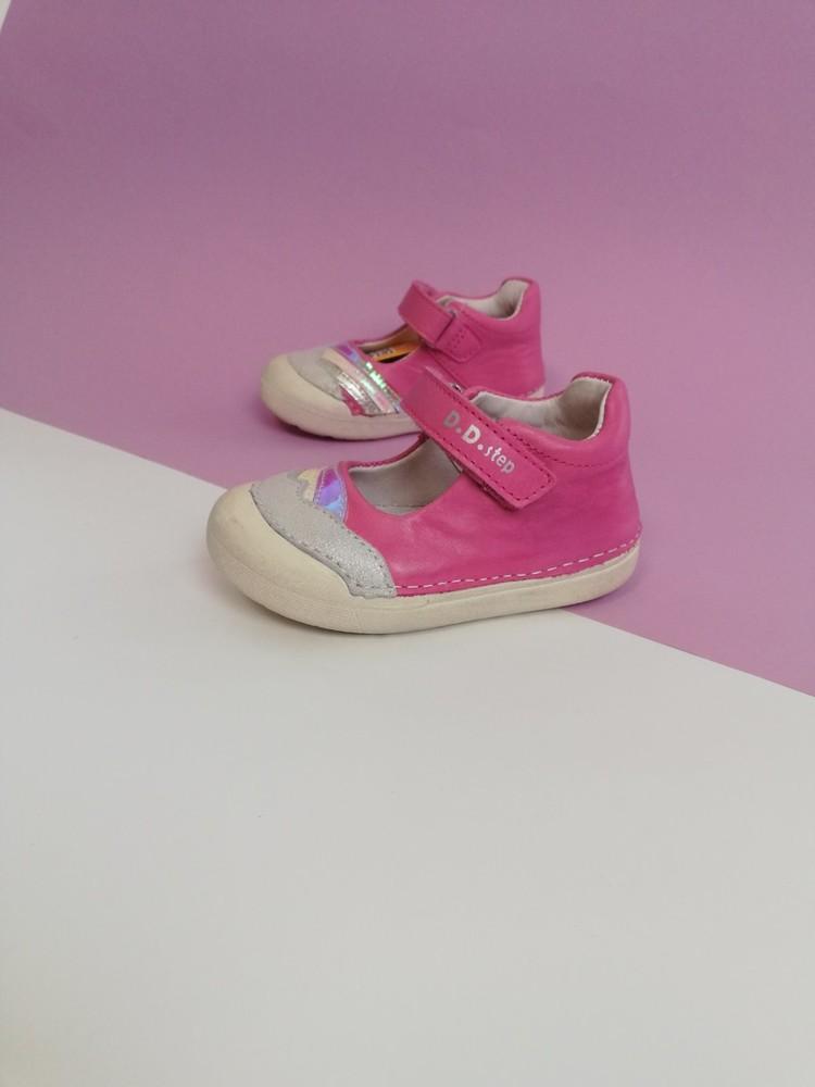 Открытые туфельки для девочки (ddstep) фото №1