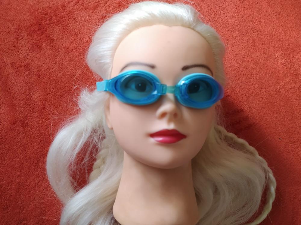 Очки для плавания детские фото №1