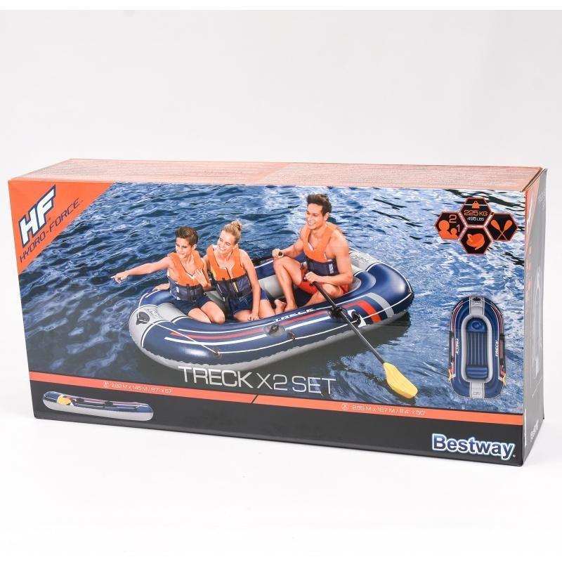 Надувная лодка вestway 61068 нydro-force raft фото №1