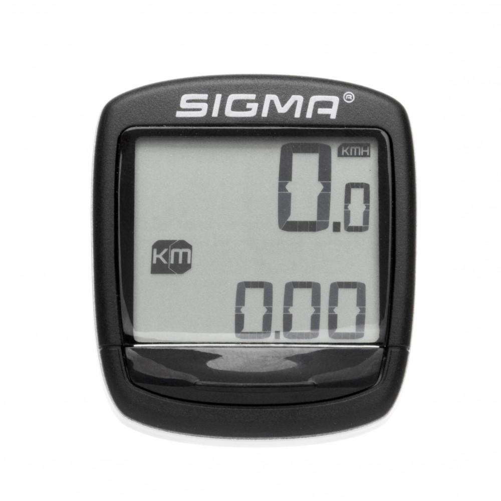 Велокомпьютер sigma sport base 500 sd01930 фото №1