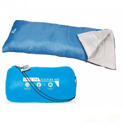 Спальный мешок спальник-одеяло 185 *75 см 8935 фото №1