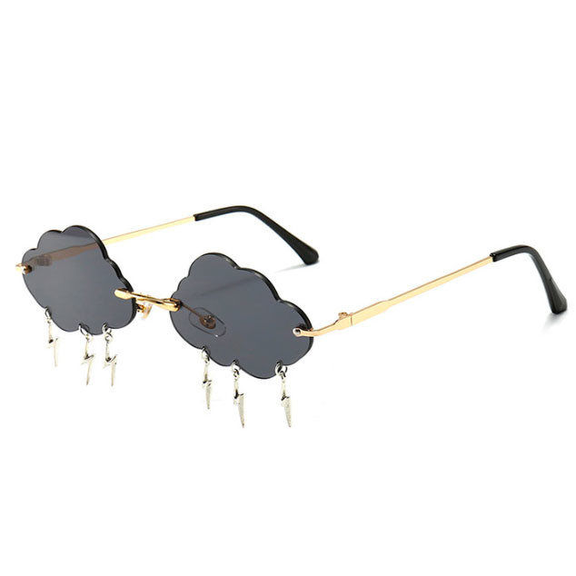 Солнцезащитные очки groza black a82824 фото №1
