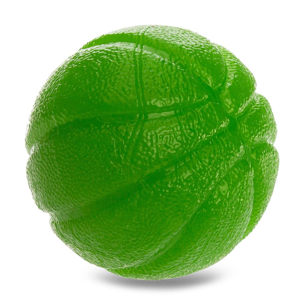 Эспандер кистевой гелевый для развития пальцев мяч jelly hand grip 1493 фото №1