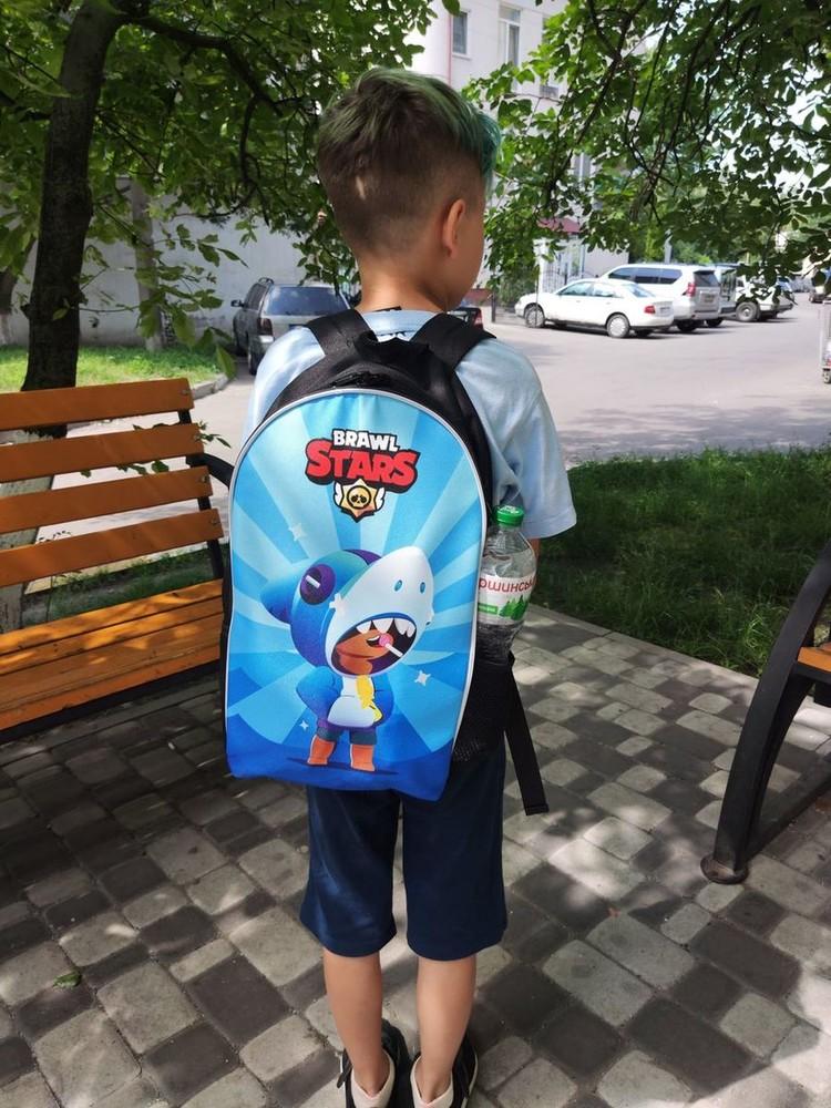 Детский рюкзак ранец бравл старс фото №1