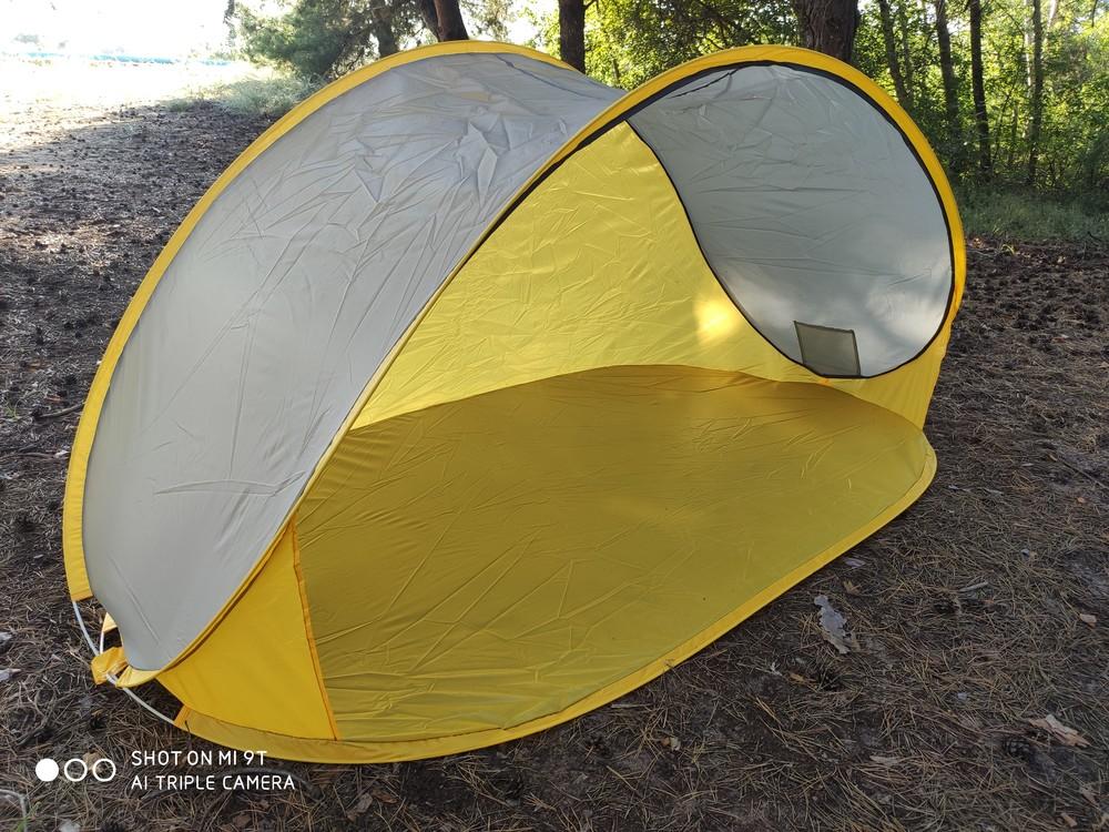 Тент палатки автомат и ручные. разные размеры, виды, расцветки фото №1